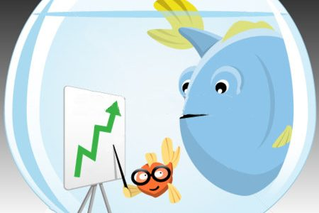 Big Fish – Small Pond: Executive's Upstream Swim for Career Growth